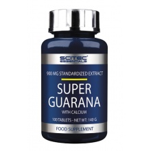 Энергетик Scitec Nutrition Super Guarana 100 таб