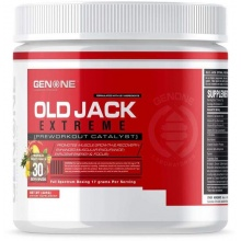 Предтрен GENONE SAMPLE OLD JACK  EXTREME 425 гр