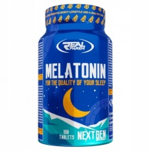 Антиоксидант Real Pharm Melatonin  180 таб